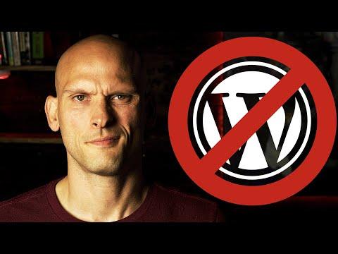 Don't Learn WordPress!