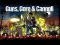 GUNS, GORE AND CANNOLI All Cutscenes (Game Movie) 1080p HD