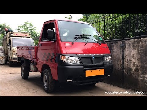 Piaggio Porter 700 2018 | Real-life review