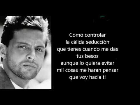 SUAVE Luis Miguel Letra