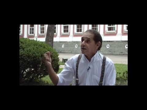 Entrevista com o cantor Carlos Alberto - Parte 1 - Por Anderson Sobrinho