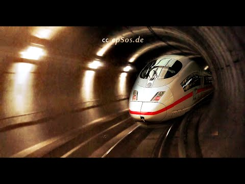 Automatic Metro Train for Mass Transit in Germany