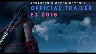 Assassin's Creed Odyssey E3 2018 World Reveal Cinematic Trailer