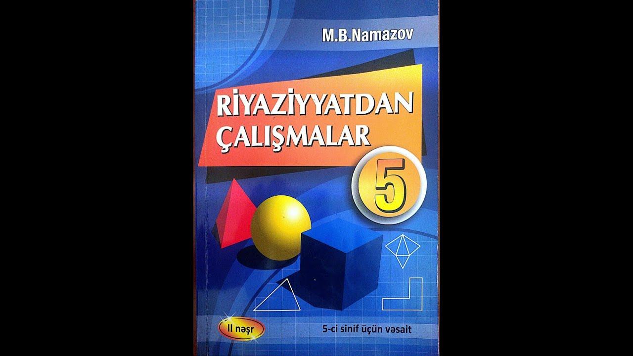 Namazov  5-ci sinif (Riyaziyyat Çalışmalar, səhifə 4-5)