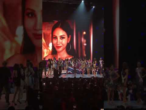 [UNSEEN] Miss Universe 2018 : AFRICA & ASIA PACIFIC announce to TOP5 #1