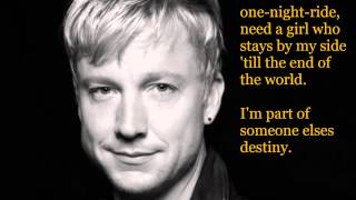 Sunrise Avenue - Girl Like You lyrics