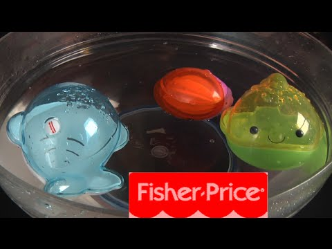 Scoop 'n Pour Bath Pals From Fisher-Price