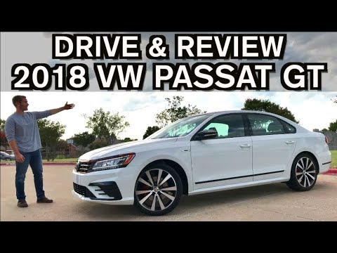 Here's the 2018 VW Passat GT Review on Everyman Driver