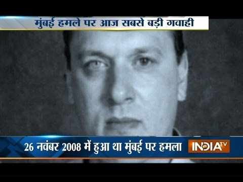 26/11 Attacks Case: David Headley to depose before Mumbai court through video conference