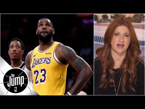 How LeBron James, Lakers fell to 0-3 in epic OT game vs Spurs | The Jump