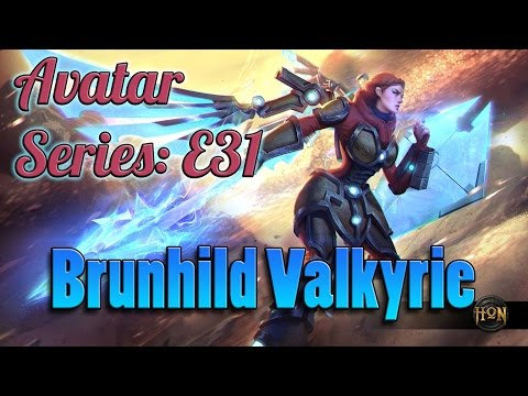 Computer is back! Ultimate Valkyrie: Brunhild AvtS: E31