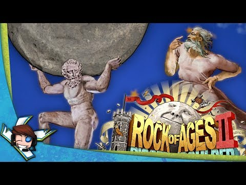 Un jeu loufoque : Rock of Ages 2 #1