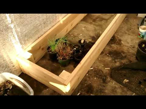 Building the Raised Garden Beds & Planters