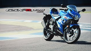 GSX-R125 ABS official promotional movie