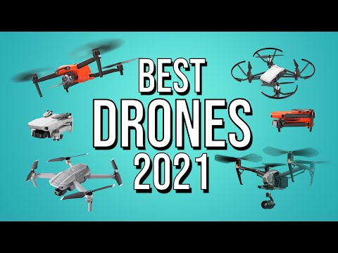 BEST DRONES 2021 | TOP 5 BEST DRONE WITH CAMERAS TO BUY IN 2021