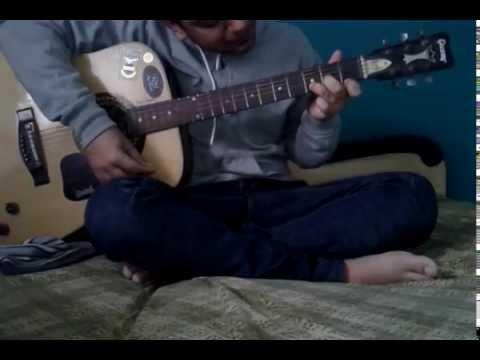 Katra Katra - Guitar Lesson Alone ( Chords,Strum)