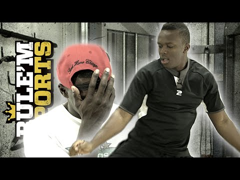KSI Dance OFF!!!... Vs. Christian Wade (WASPS)