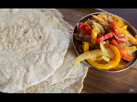 Jowar Roti / Sorghum Flour Roti / Jolada rotti