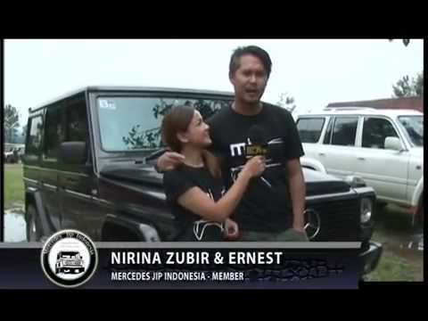 Mercedes Jip Indonesia (MJI) - West Java Touring  2015