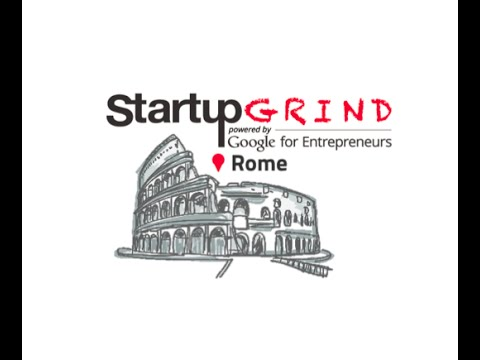 Benedetta Arese Lucini (Oval Money) at Startup Grind Rome