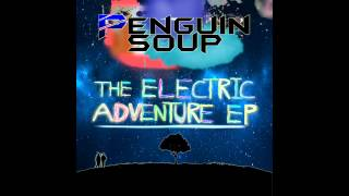 Penguin Soup & Corey Saxon - Castles in the Sand (Original Mix)