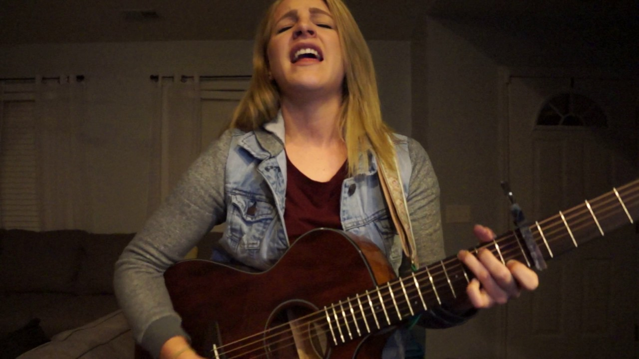 Better Man by Little Big Town (acoustic cover)
