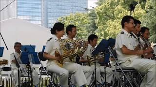 花束を君に Hanataba Wo Kimi Ni「東京消防庁音楽隊」金曜コンサート