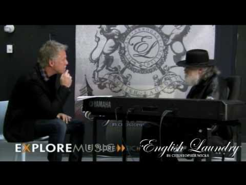 ExploreMusic talks to Garth Hudson (The Band) pt1