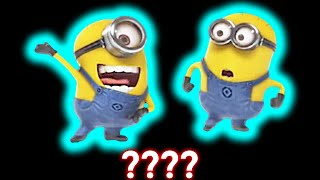 """7 Minions """"Ta Daaa!"""" Sound Variations in 44 Seconds"""
