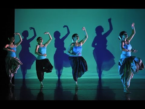 GANGA DESCENDS: dance of the river's flowing from mountains to sea - Rajika Puri and Dancers