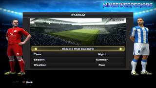Pro Evolution Soccer 2013 Balkan League Patch (Gameplay, Intro, Download link...) [HD]