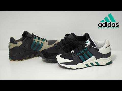 МегаОбзор кроссовок Adidas EQT Support 93 OG