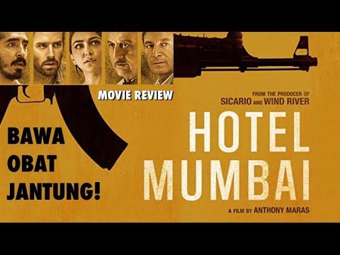"REVIEW FILM ""HOTEL MUMBAI"" (2019) INDONESIA - MENEGANGKAN DARI AWAL HINGGA AKHIR FILM!"