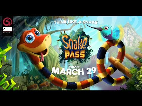 Snake Pass - Release Date Reveal Trailer (2017) | Sumo Digital