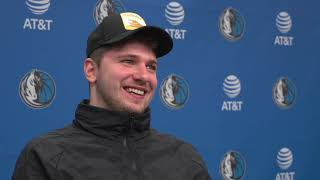 Mavs' Luka Doncic says relationship with Kristaps Porzingis fine, will sign supermax contract