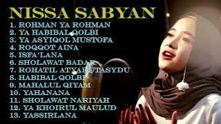 Download lagu ROHMAN YA ROHMAN VERSI NISSA SABYAN TERBARU LAGU RELIGI ISLAMI MP3