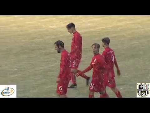 Virtus Bergamo 1909-Bustese Milano City 1-1, 18esima giornata d'andata Serie D Girone B 2017/2018