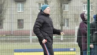 BEST LIGA по мини футболу Зима 2021 1 2 финал Обзор Ск10 Ноунеймы 3 2 28 02 2021
