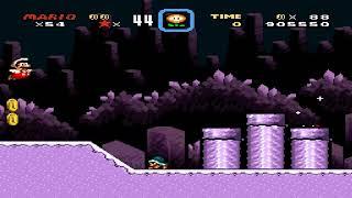 Super Mario World - Mario's Strange Quest #13 Uncut