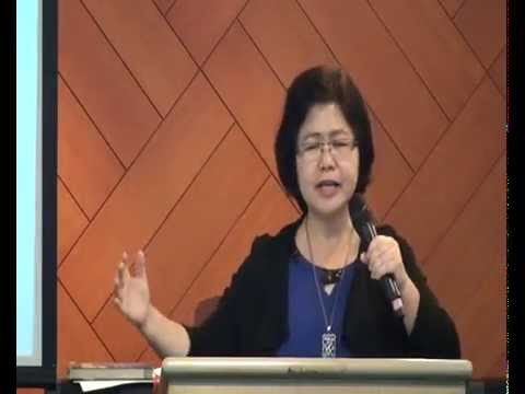 13th Sept 2015 - Pastor Grace Lee