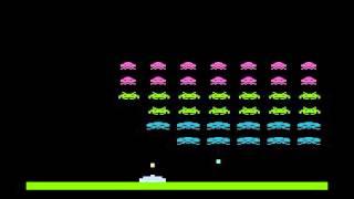 Invaders - Atari game for NOMAM BASIC Contest 2016