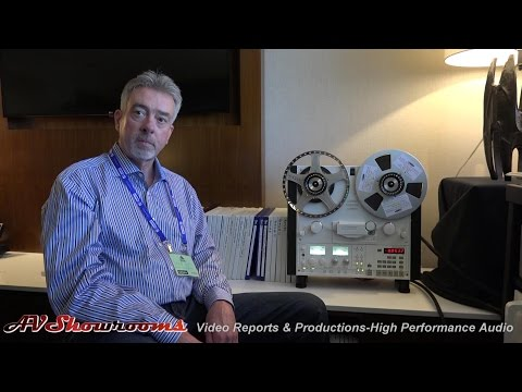 Worlds greatest source component, United Home Audio reel to reel tape deck, whats new, RMAF 2016