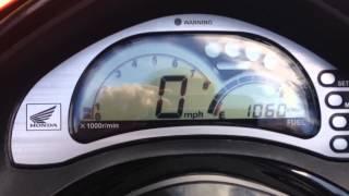 2007 Honda Aquatrax Turbo F-12x