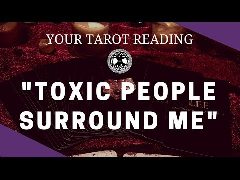 How to Cope with Toxic People | Tarot & Gemstone Reading