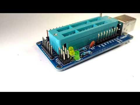 วิธีทำ Arduino Bootloader