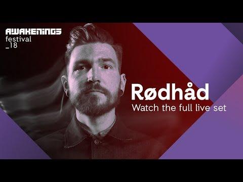 Awakenings Festival 2018 Saturday - Live set RØDHÅD @ Area Y