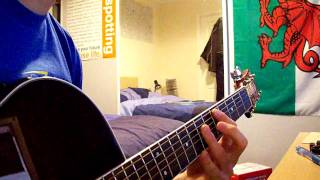 Killing in the Name (Rage Against The Machine) Acoustic Cover - Matt Cross