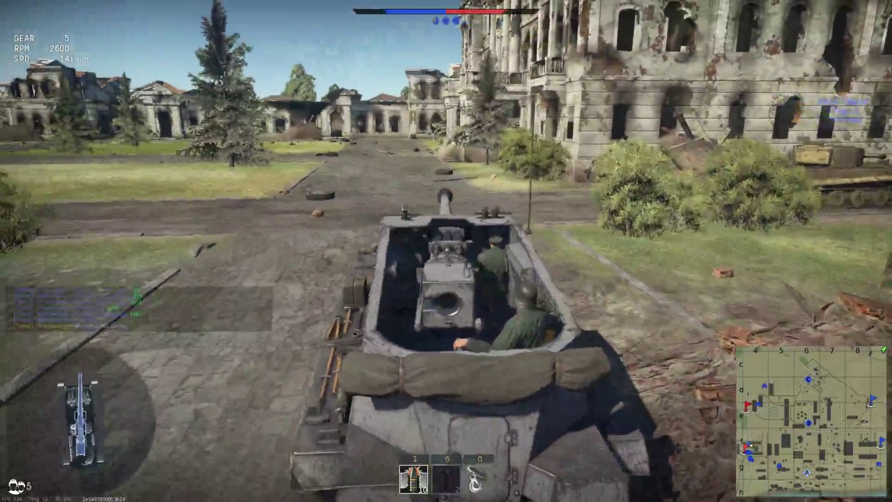 war thunder battle is only