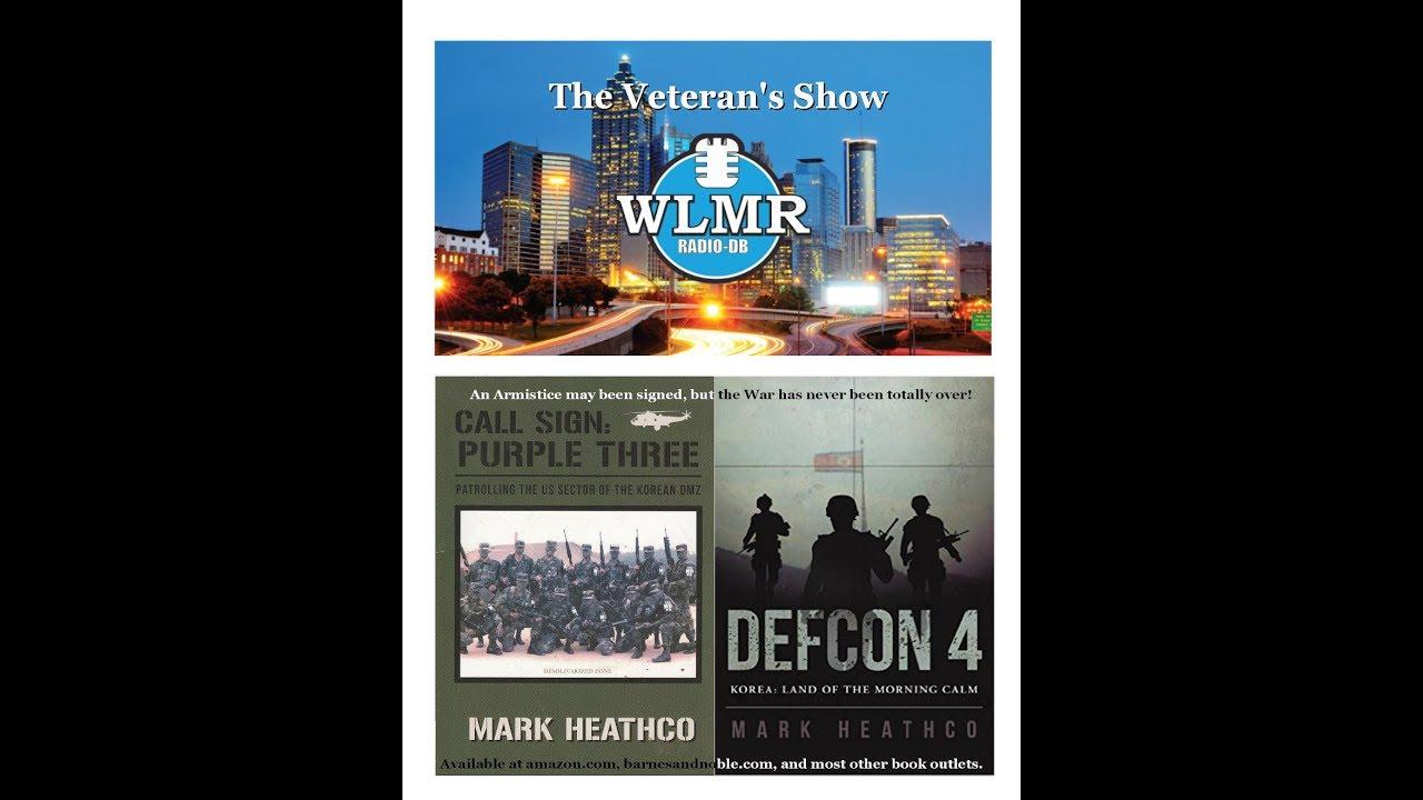 2017 - July 11th - Veteran's Show - Mark Heathco - Army Veteran and