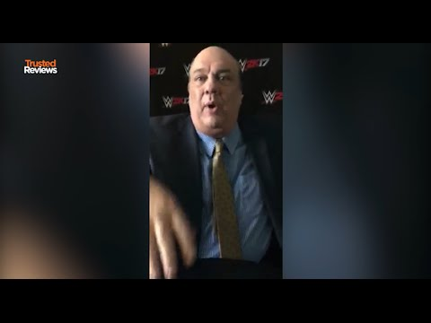 WWE's Paul Heyman goes MAD mid-interview